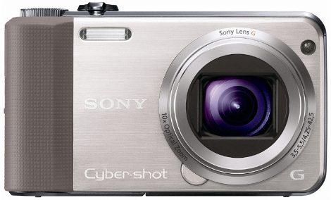 Sony SONY Cyber-shot DSC-HX7V White (16.2Mpx, 25-250mm...